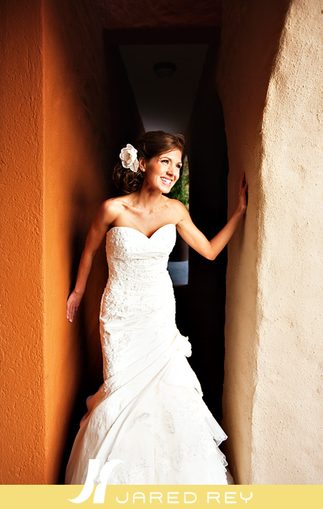 jennifer fewell Cabo Bridal Session