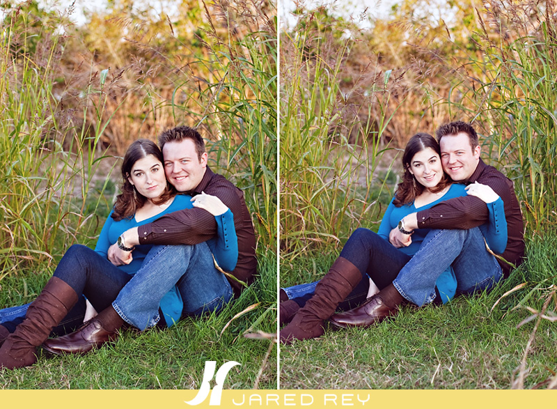 Will & Jayme White Rock Lake Engagement Session