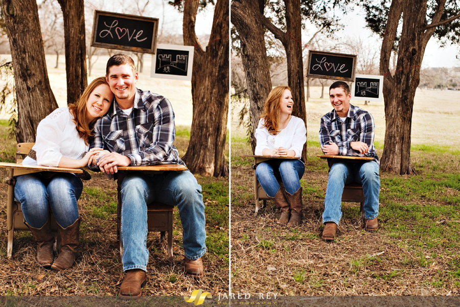 jarrod and lindsay engagement session